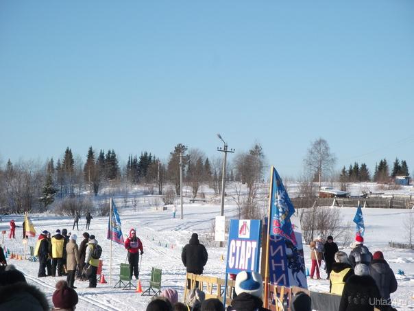 Лыжня России 2012. Мероприятия Ухта