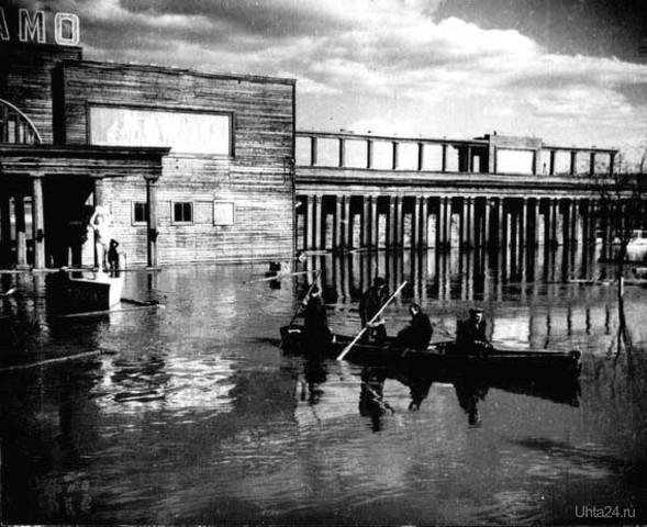 Наводнение История Ухта