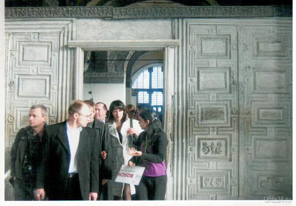 Православный Храм Святой Софии.Стамбул,врата очищения  Ухта