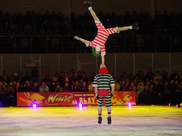 Ледовое шоу Мероприятия Ухта