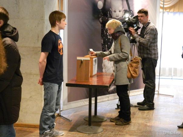 благотворительная фотовыставка в ГДК 14 апреля 2012г. Мероприятия Ухта