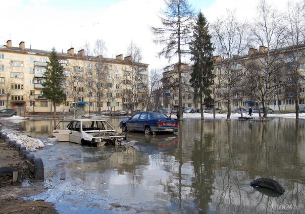 2012г. Чибьюская. Улицы города Ухта