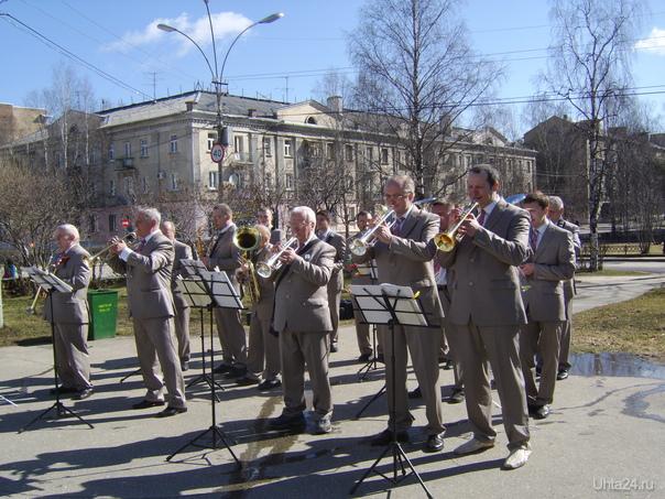 9 мая 2012  Мероприятия Ухта