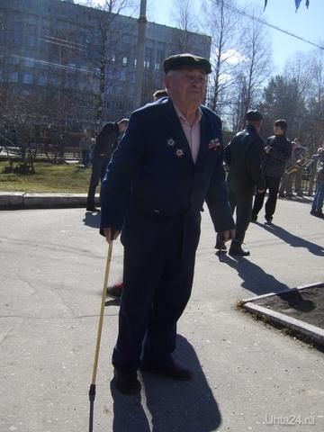9 мая 2012 г. Мероприятия Ухта