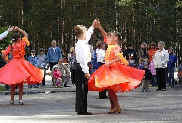 Концерт в Детском парке, посвященный 80-летию Ухты Мероприятия Ухта