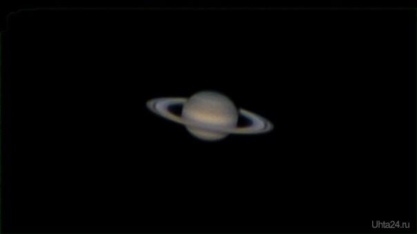 10.05.12 Сатурн. Celestron Advanced C6-SGT XLT, линза БЛ x2, окуляр 10мм, камера Nokia n8 ) hd ролик  в VirtualDub, затем AutoStakkert_2.1.0.5 + RegiStax 6, шоп. 1. 60%  Ухта