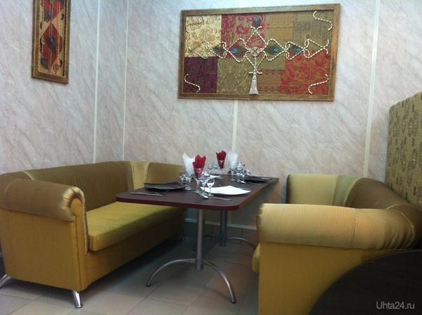 кафе Стамбул, VIP зал Заведения Ухты Ухта