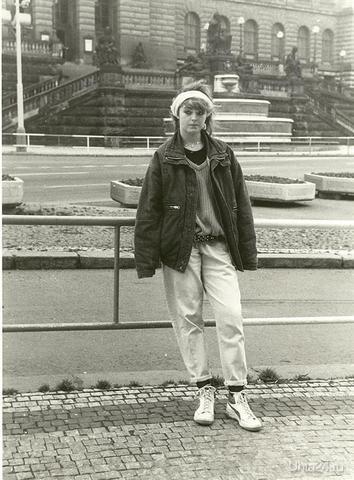 Прага.1987г. Мир глазами ухтинцев Ухта