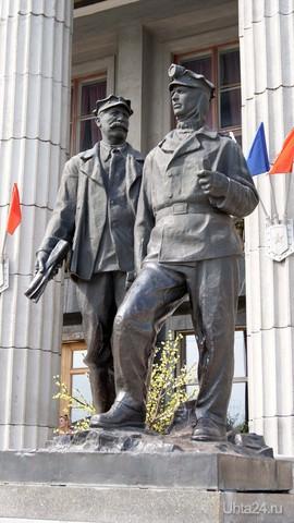 Наследие СССР. ДК Шахтеров. Фрагмент 1.  Ухта
