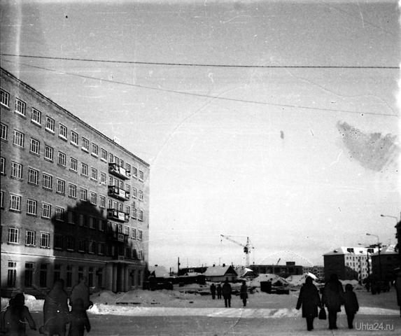 Ленина,70-е  Ухта