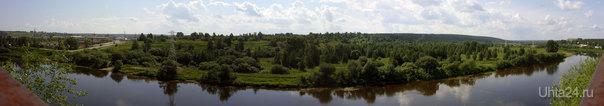 река Ухта  Ухта
