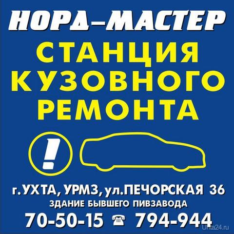 банер НОРД-МАСТЕР Ухта