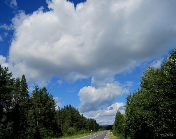 Облако-рай.  Ухта