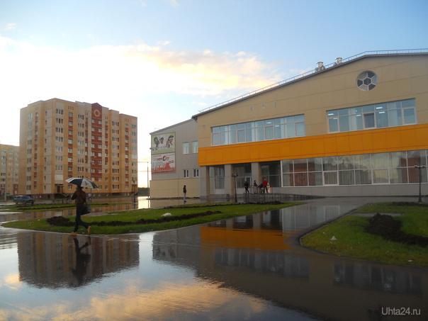 Новая Ухта Улицы города Ухта