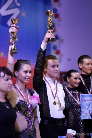 российский студенческий бал, 2012г  Ухта