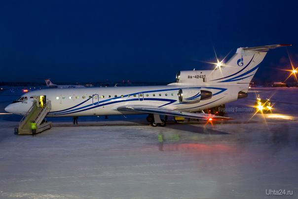 Ежедневный рейс на Москву. Разное Ухта