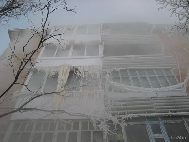 Водный. Ледяной дом. Заморозили, ироды! Происшествия Ухта