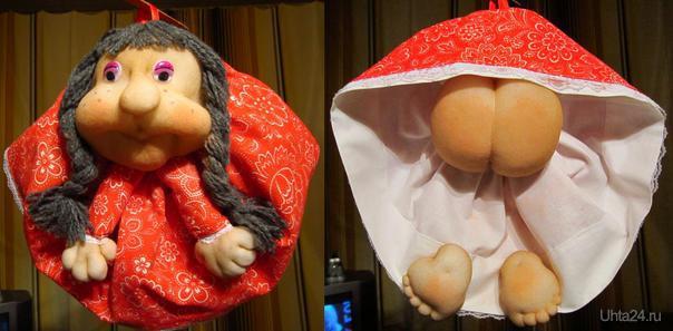 Куклы-попики.Дарят с пожеланием удачи, чтоб поворачивалась лицом, а не...  Ухта