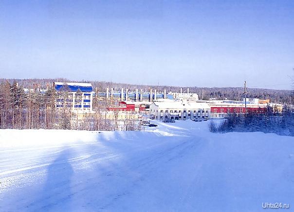 Сосногорское ЛПУМГ (КС-10) Разное Ухта