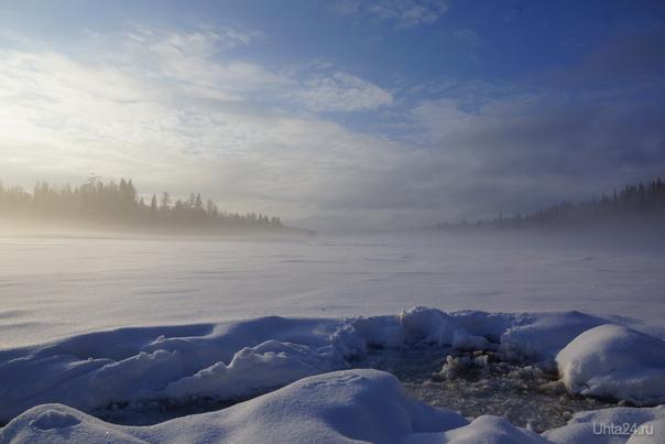 на реке  Природа Ухты и Коми Ухта