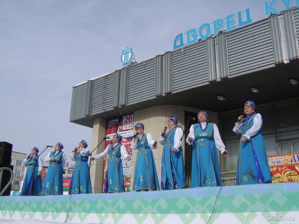 Проводы зимы 16.03.2013  Ухта