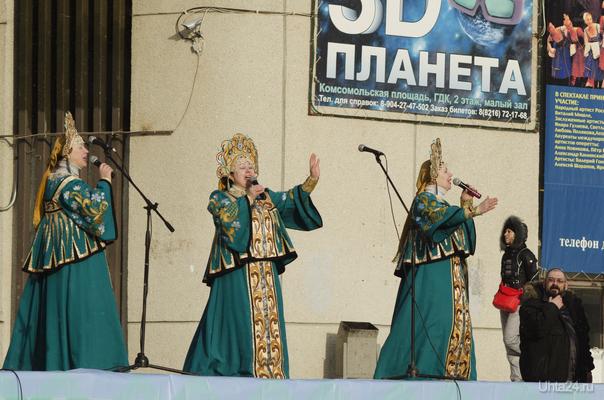 Широкая Масленица,16.03.2013 г.  Ухта