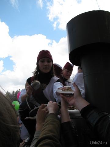 9 мая. Голодающие ухтинцы. Мероприятия Ухта