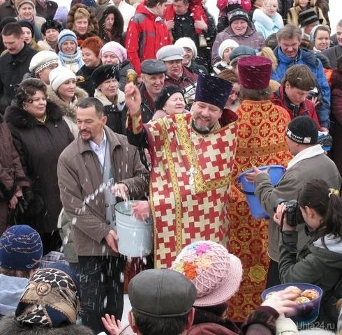 Пасха 2009. Мероприятия Ухта