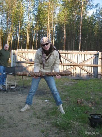 самый большой люля-кебаб в мире ))) Разное Ухта
