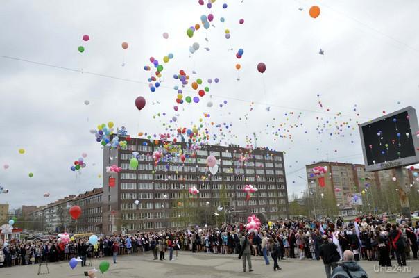 Последний звонок 2013 mouhta.ru  Ухта