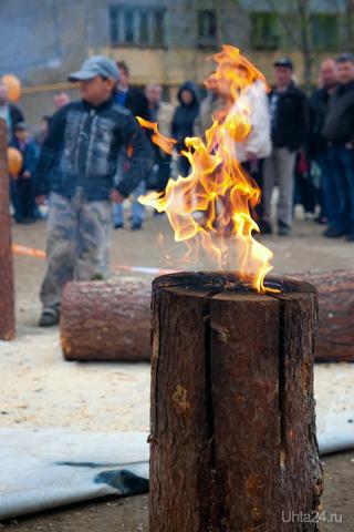 Праздник Штиль май 2013 Огонь для глинтвейна Мероприятия Ухта