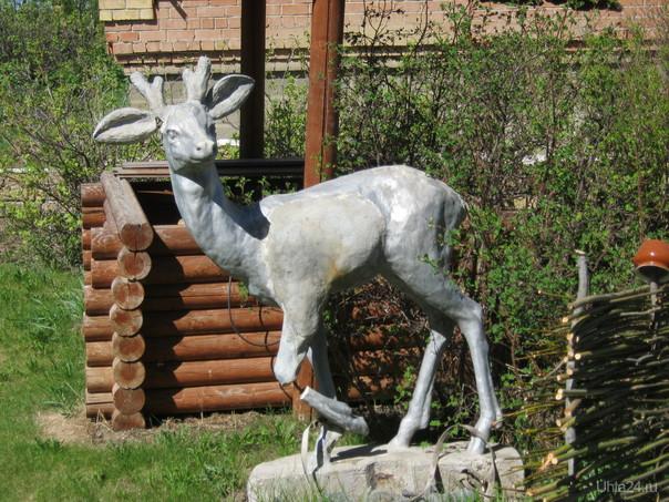 Старая скульптура. Разное Ухта
