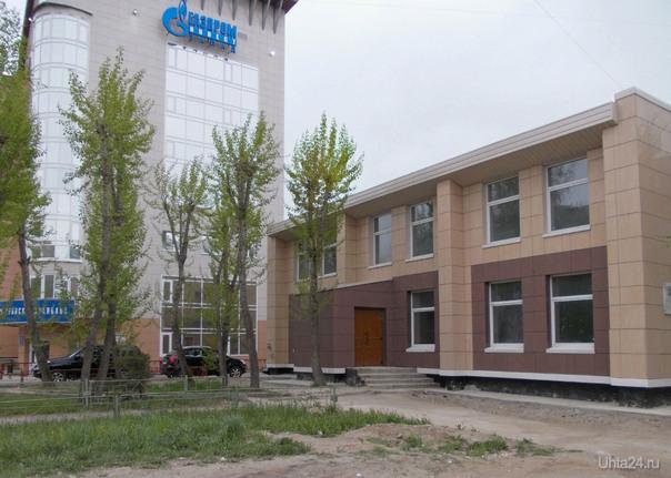 Бывшее здание Союзпечать Ухта