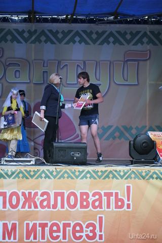 Сабантуй 2013г. Поздравления победителей !!! Мероприятия Ухта