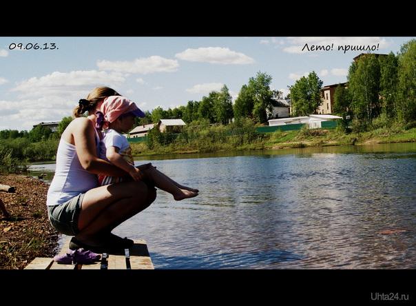 Лето=) Разное Ухта