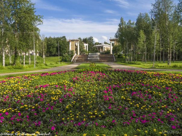 Парк КиО. Лето 2012.  Ухта