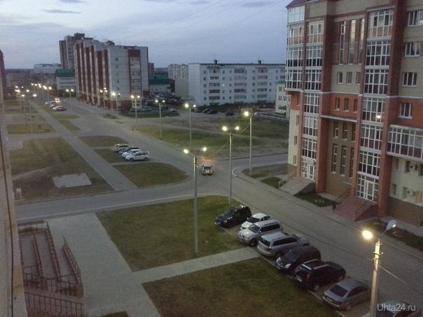 Светить всегда,светить везде?)) Разное Ухта