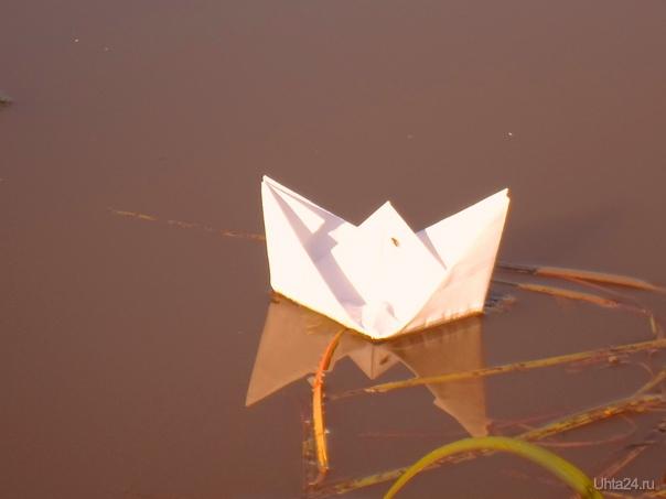 Кораблик детства...  Ухта