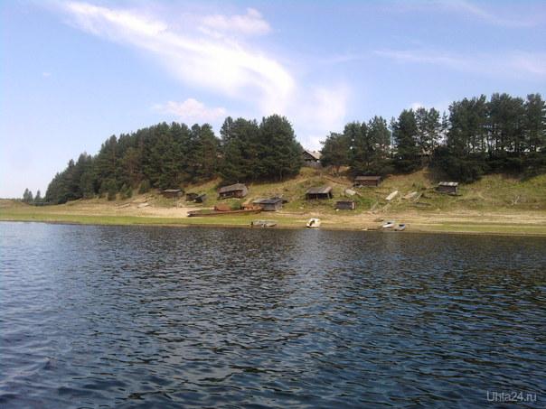 Русановская флотилия  Ухта
