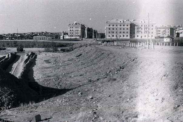 Устье Чибью. 196. г.  Ухта