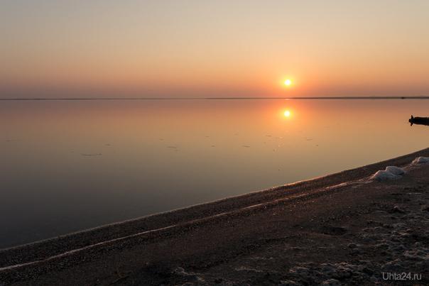 Озеро  Ухта