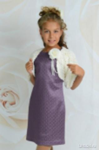 Нарядное платье для девочки рост 128-164   Ухта