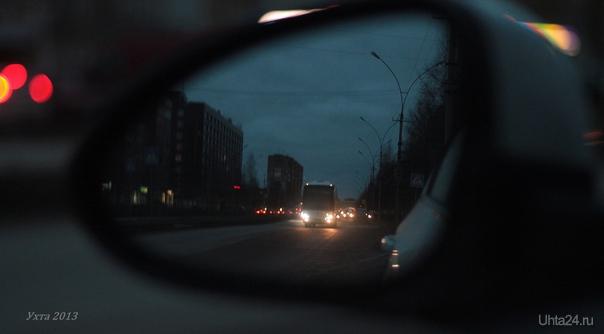 Дело было вечером, делать было нечего... Улицы города Ухта