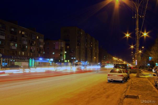 Ленина Улицы города Ухта