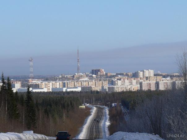 2008 год Улицы города Ухта
