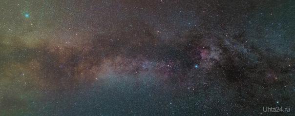 Млечный путь. Разное Ухта
