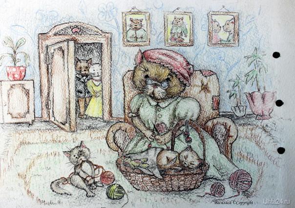 Котики Творчество, хобби Ухта