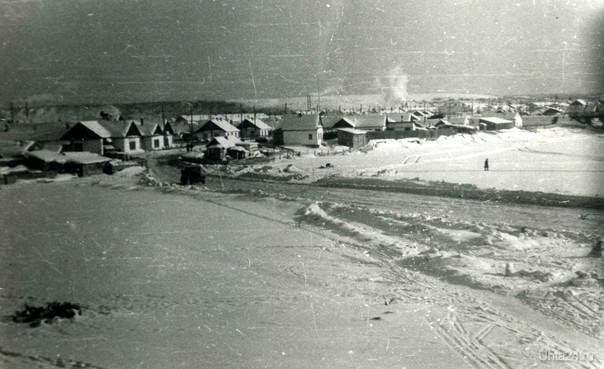 Ледовая переправа в Рабочий поселок  Ухта