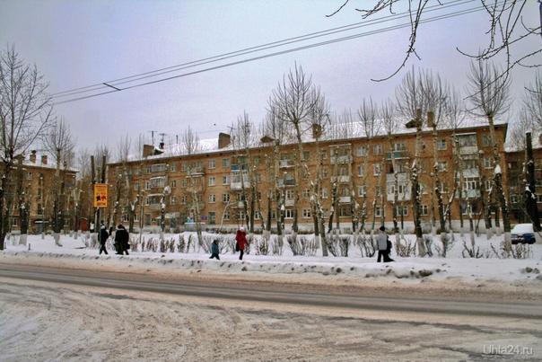 ул.Оплеснина д.№20 Улицы города Ухта