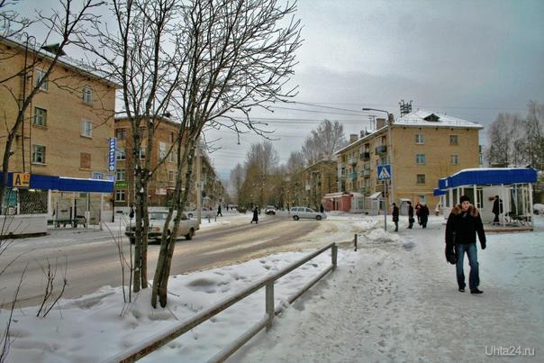 ул. Оплеснина. к снимку http://www.uhta24.ru/foto/foto.php?id=1714 Улицы города Ухта